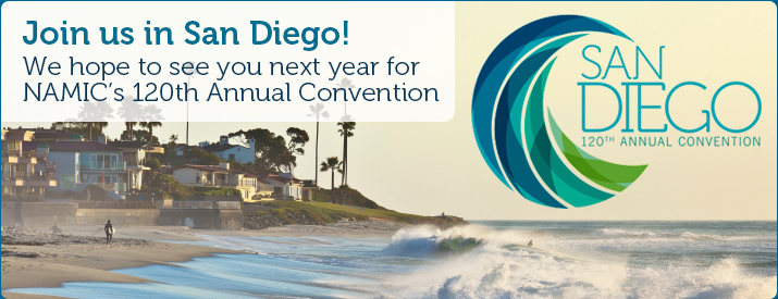 120th Convention in San Diego