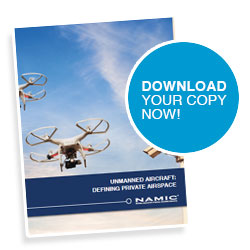 Unmanned Aircraft: Defining Private Airspace