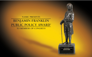 Benjamin Franklin Public Policy Award